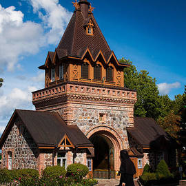 Christian Hallweger - Estonian Monastery