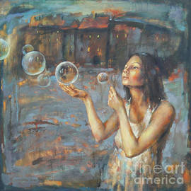 Michal Kwarciak - Eternal Bubbles