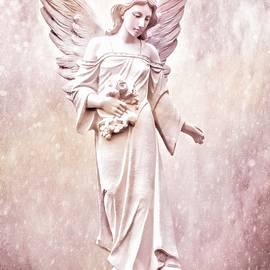 Melissa Bittinger - Ethereal Angel, Memorial Art, Faith