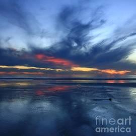 John F Tsumas - Ethereal Blue