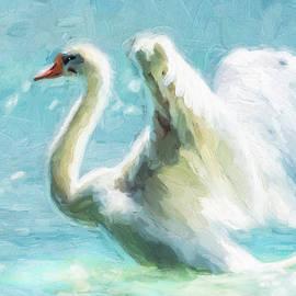 Georgiana Romanovna - Ethereal Swan