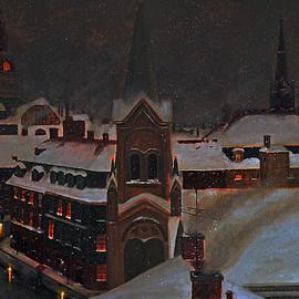 Ken Figurski - European Winter
