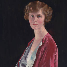 Evelyn Marshall Field - William Orpen