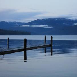 Carol Groenen - Tranquil Blue Priest Lake