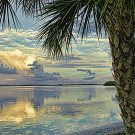 HH Photography of Florida - Evening Clouds by HH Photography