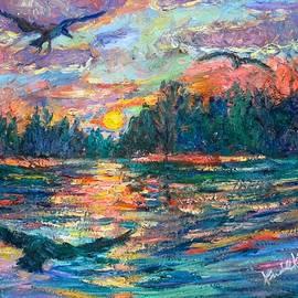 Kendall Kessler - Evening Flight