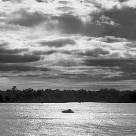 Brian Wallace - Evening On South River - BW