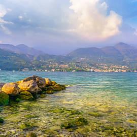 Dmytro Korol - Evening on the Lake Garda