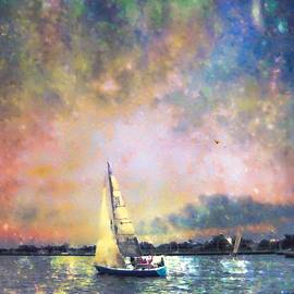 Kathy Bassett - Evening Sail