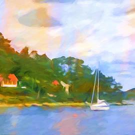 Lutz Baar - Evening Seascape