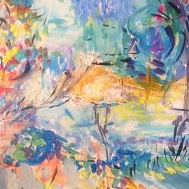 Judith Desrosiers - Eventually the sun shone thru