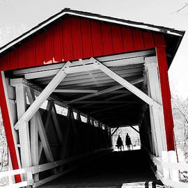 Rachel Barrett - Everett Bridge