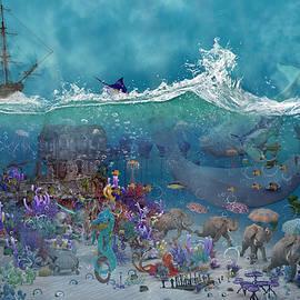 Betsy Knapp - Everything Under the Sea