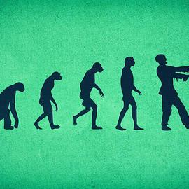 Philipp Rietz - Evolution of Zombies Zombie Walking Dead