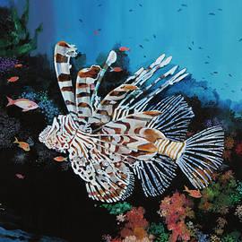 Exotic Lionfish