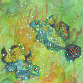 Sharon Nelson-Bianco - Exotic Mandarin Fish