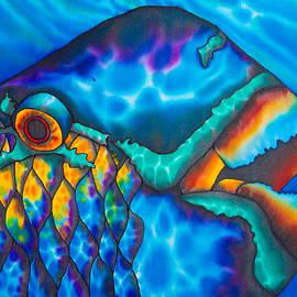 Daniel Jean-Baptiste - Exotic Parrotfish