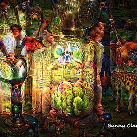 Bunny Clarke - Experiments of Light