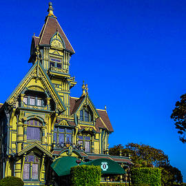Exquisite Carson Mansion  - Garry Gay