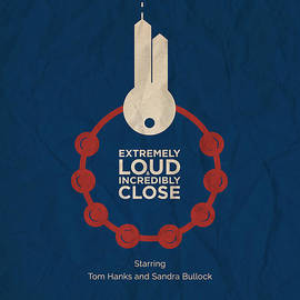 Celestial Images - Extremely Loud and Incredibly Close Minimalist Movie Poster