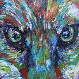 Karin McCombe Jones - Eyes have it