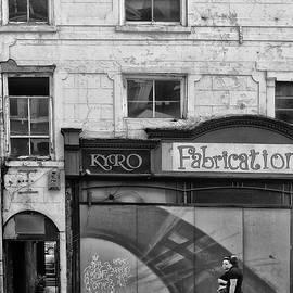 Philip Openshaw - Fabrication - Leeds