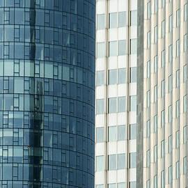 David Henderson - Facade of Office Buildings