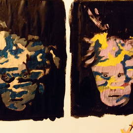 Max Bowermeister - Faces of Warhol