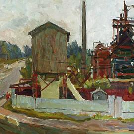 Juliya Zhukova - Factories of Demidov