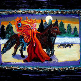 Genevieve Esson - Faerie and Wolf