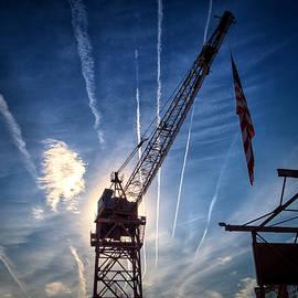 Bill Swartwout - Fairfield Shipyard Whirley Crane