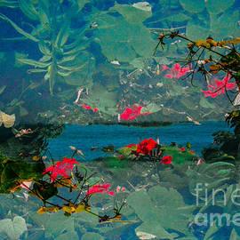 Thomas Carroll - Fairy Land Flowers Montauk