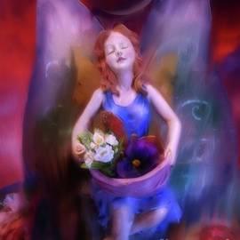 Joseph J Stevens - Fairy of the Garden
