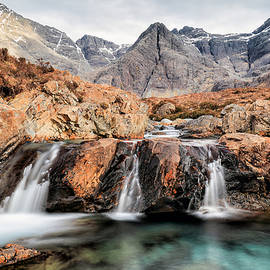 Grant Glendinning - Fairy Pools
