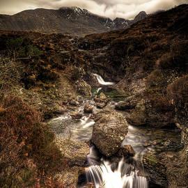 Roddy Atkinson - Fairy Pools