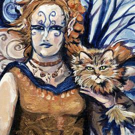 Katherine Nutt - Fairy Shaman and Familiar