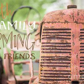 Faith Family Farming Friends - Edward Fielding