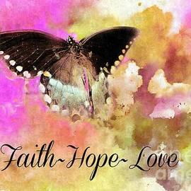 Tina  LeCour - Faith Hope Love