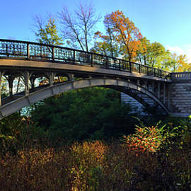 Fall Bridge  - Jeff Klingler