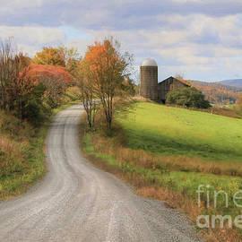 Lori Deiter - Fall in Rural Pennsylvania