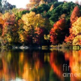 Christy Ricafrente - Fall Painting