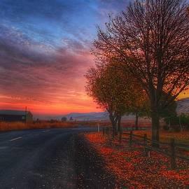 Lynn Hopwood - Fall sunrise