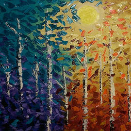 Stacey Arsenault - Fall Tree