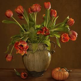 Carol Eade - Fall Tulips