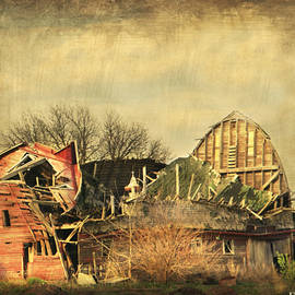 Kathy M Krause - Falling Down Barn