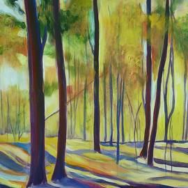Sheila Diemert - Falling for Autumn in Bechtel Park