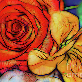 Diana Mary Sharpton - Falling In Love with My Lily