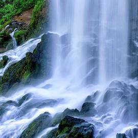 Thomas R Fletcher - Falling Spring Falls