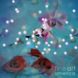Renee Trenholm - Falling Stars Floral Fantasy