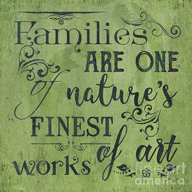 Families Are... - Debbie DeWitt